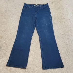 Levi's Boot Cut 512 jeans size 6S